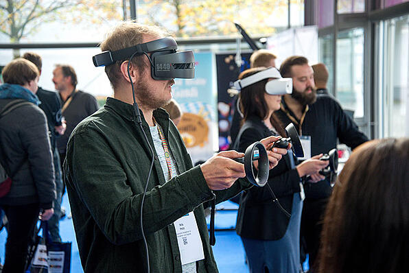 Digitalisierungsstrategie Virtual Reality
