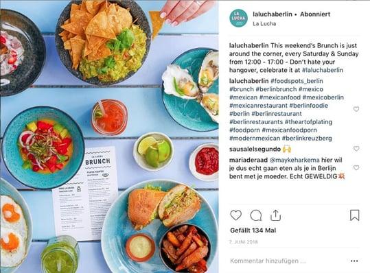 Gastronomie Social Media Tipps