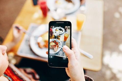 Gastronomie & Soziale Medien