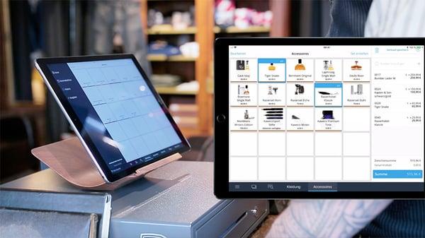 Tillhub iPad Kasse
