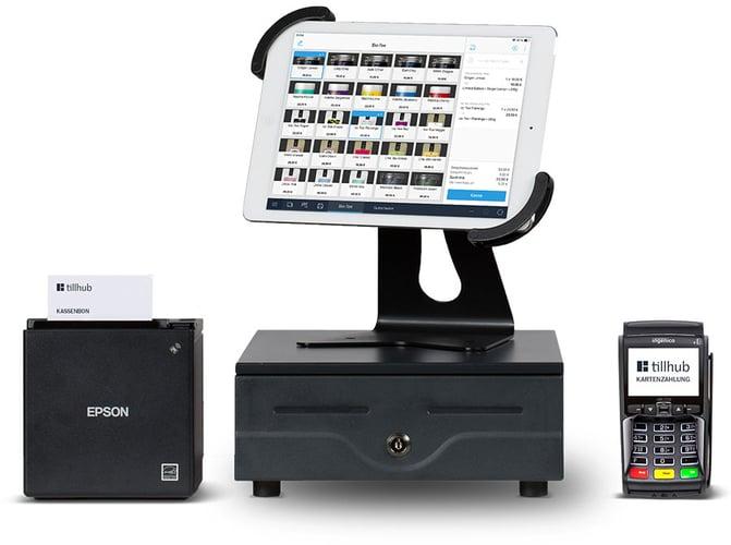 Schnell mit iPad Kassensystem für mehr Zeit im Verkaufsgespräch