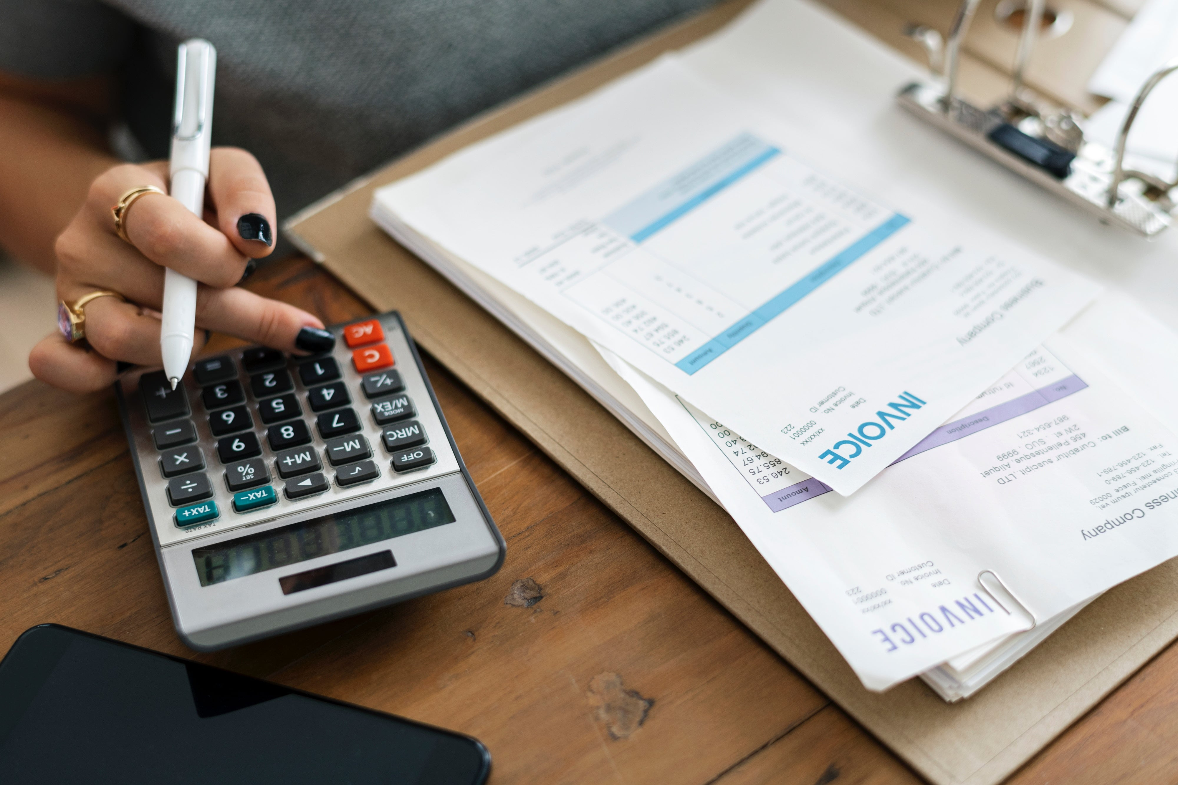 Digitale Buchhaltung: Zeitsparend & Sicher