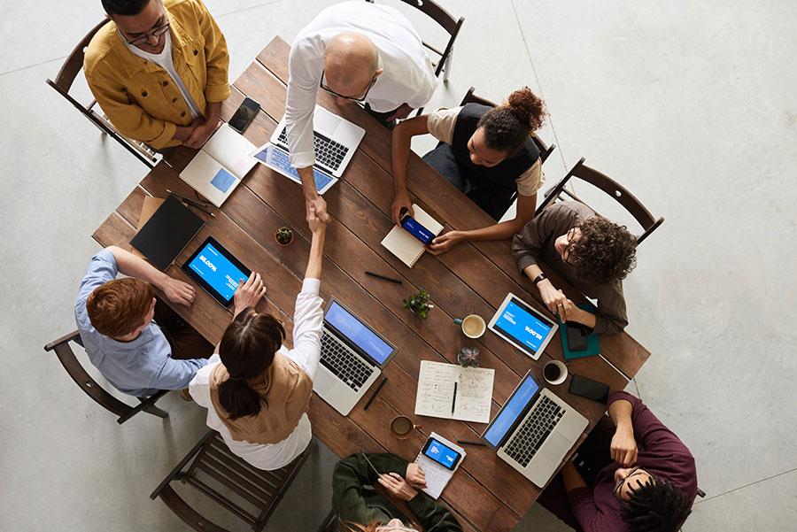 Digitalisierungsstrategie entwickeln & umsetzen
