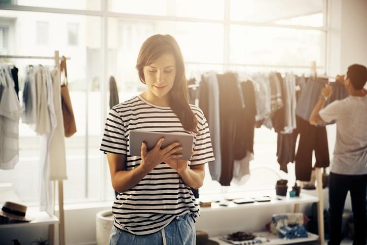 Arbeiten Sie schon mit einer iPad-Kasse? 6 unschlagbare Punkte warum iPad Kassensysteme die beste Wahl für Sie sind.