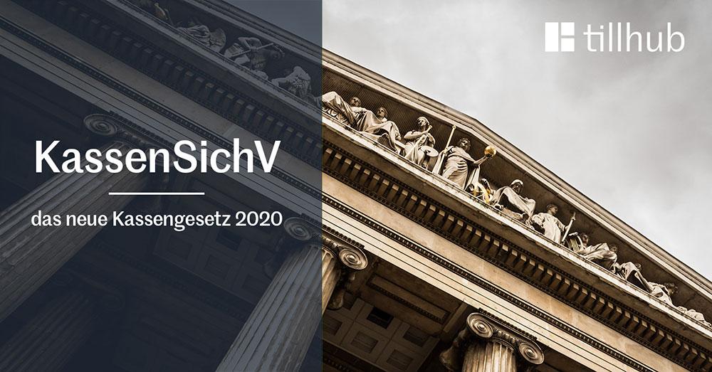 KassenSichV - Das neue Kassengesetz 2020